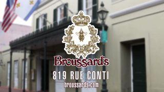 Broussard's Restaurant