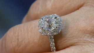Selecting Diamonds at...
