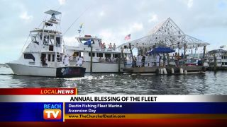 Annual Blessing of the Fleet -...