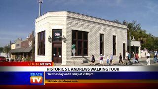 Historic St. Andrews Walking Tour...