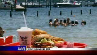 Pirate's Cove Riff Raff -...
