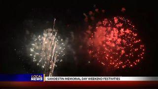 Sandestin Memorial Day Weekend...