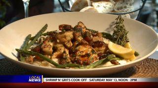 Shrimp N' Grits Cook-Off at...