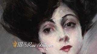 Portrait of Rita de Acosta Lydig...