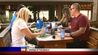 Dinner at the Beach - Local News