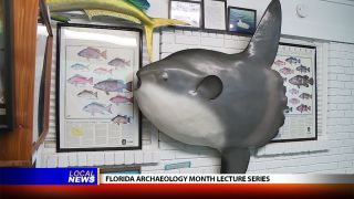 Florida Archaeology Month Lecture...