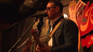 Eric Lindell from The Sunliners -...