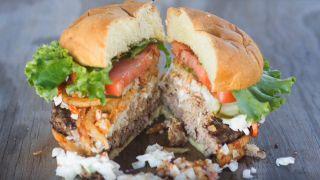 Bofus Burger at Wicked Wheel