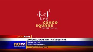 Congo Square Festival - Local News