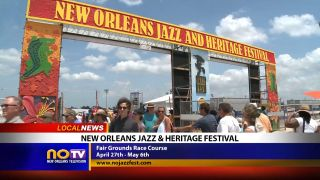 New Orleans Jazz & Heritage...