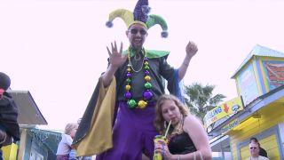 HarborWalk Village Mardi Gras...