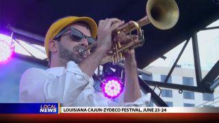 Louisiana Cajun Zydeco Festival -...