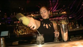Christy Lin from Halo Lounge in...