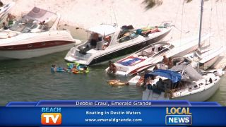 Debbie Craul on Boating - Local...