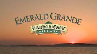 Emerald Grande at HarborWalk...