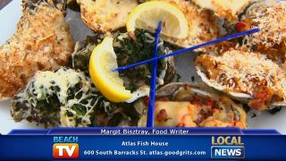 Atlas Oyster House - Dining Tip
