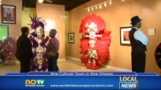 New Cultural Tours in New Orleans...