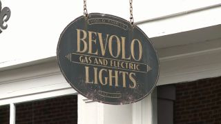 Bevolo Gas and Electric Lights in...