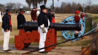 Chalmette Battlefield - Site of...