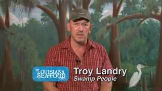 Troy Landry from Swamp People -...