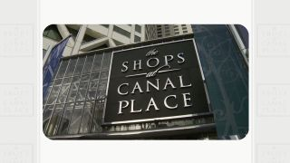 The Shops at Canal Place in New...