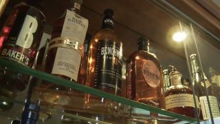 Bourbon Bar at Bourbon House