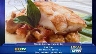 GW Fins - Dining Tip