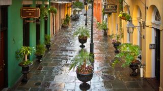 New Orleans Exchange Alley Live...