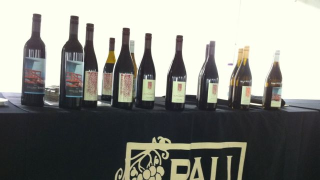 30A Wine Festival at Alys Beach