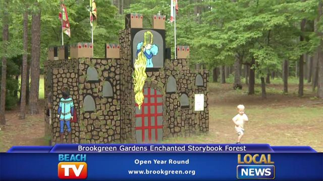 Enchanted Storybook Forest At Brookgreen Gardens Tripsmarter Com