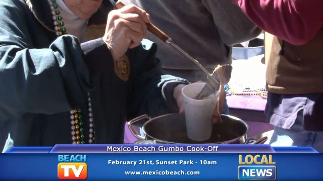Mexico Beach Gumbo Cook-Off