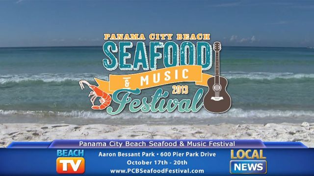 Panama City Beach Seafood & Music Festival