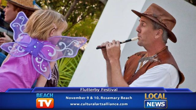 Flutterby Festival