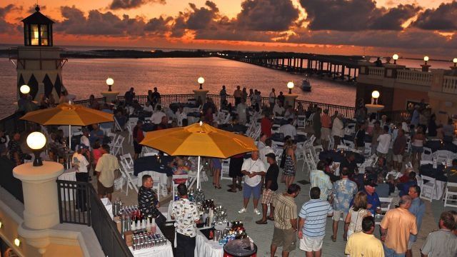 Blues, Brews and BBQ Festival near our bed and breakfast in Destin