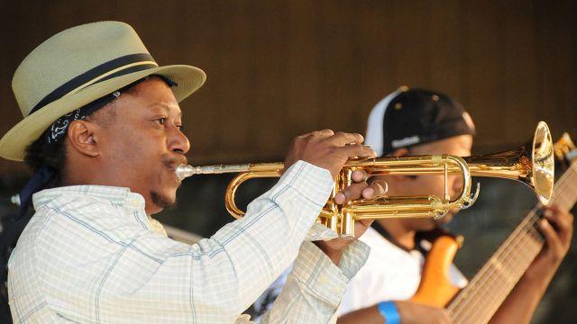 Congo Square Rhythms Festival