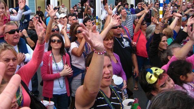 Fiesta Day Parade