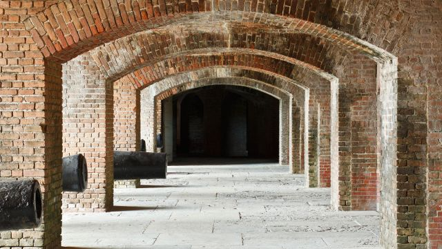 Candlelight Tours of Fort Barrancas