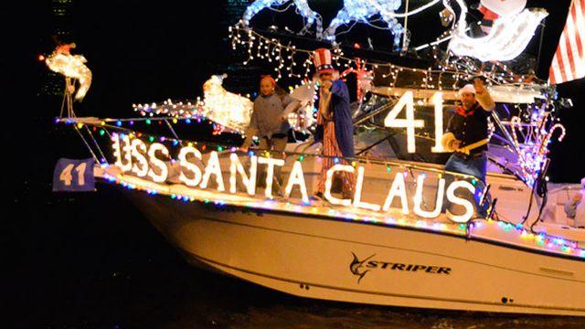 Fort Walton Beach Christmas Boat Parade