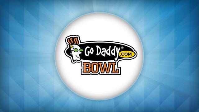 GoDaddy.com Bowl in Mobile, AL