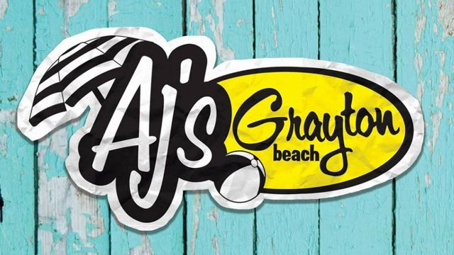 AJ's Grayton Beach April Music Lineup