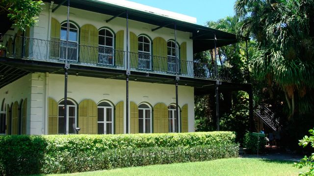 Hemingway Home Receives Literary Landmark Designation