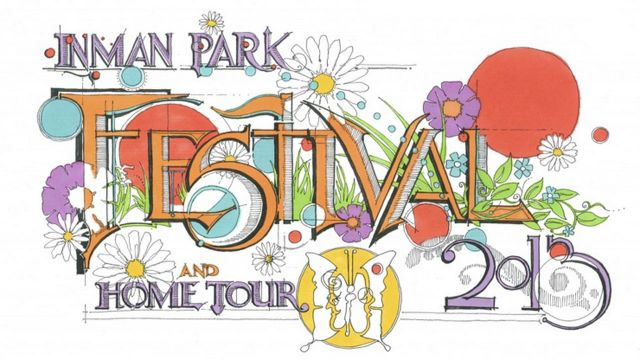 Annual Inman Park Spring Festival and Tour of Homes