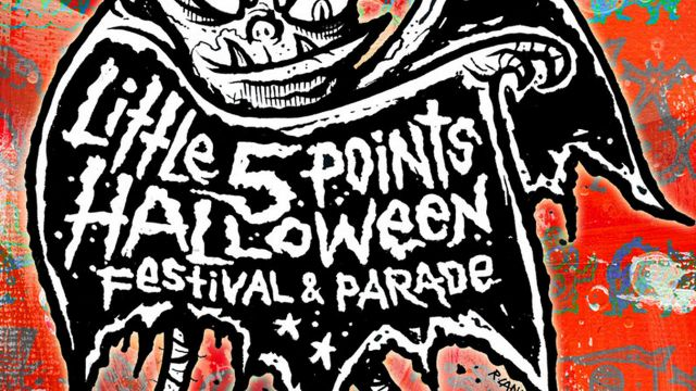 Little 5 Points Halloween Festival & Parade