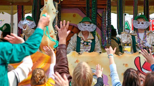 Mardi Gras and Music Festival