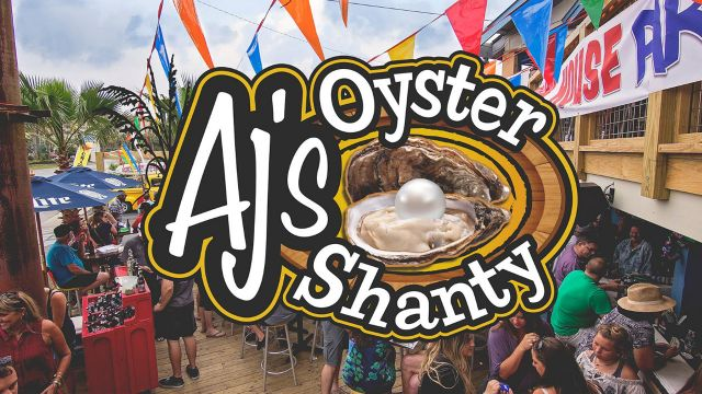 AJ's Oyster Shanty May Music Lineup