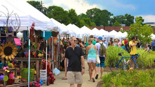 Old Fourth Ward Park Arts Festival