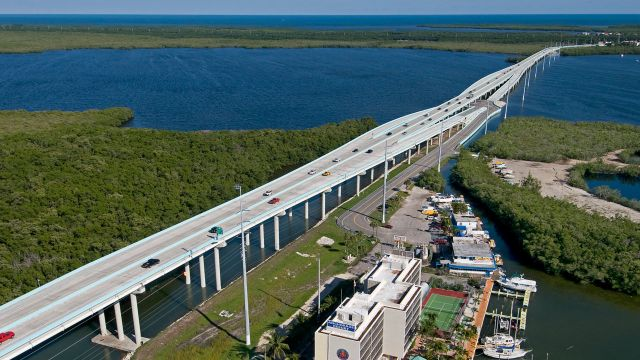 The Overseas Highway... A Beautiful Drive!