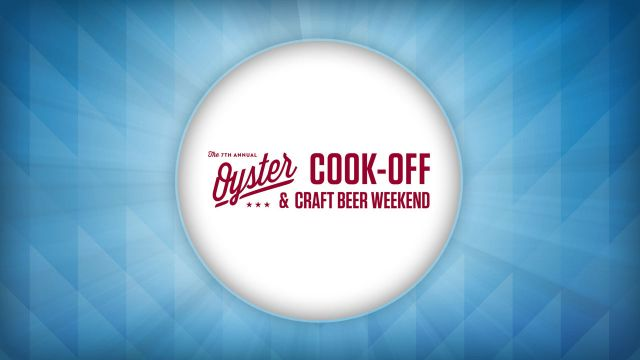 Oyster Cook-Off and Craft Beer Weekend