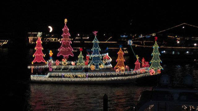 Boat Parade of Lights