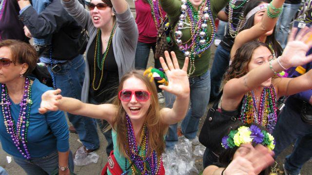 Rocckus Rocks Mardi Gras This Year!
